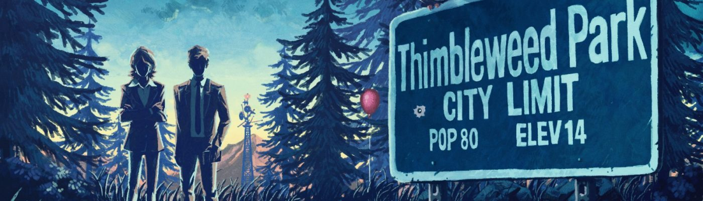 PC Game Review of Thimbleweed Park